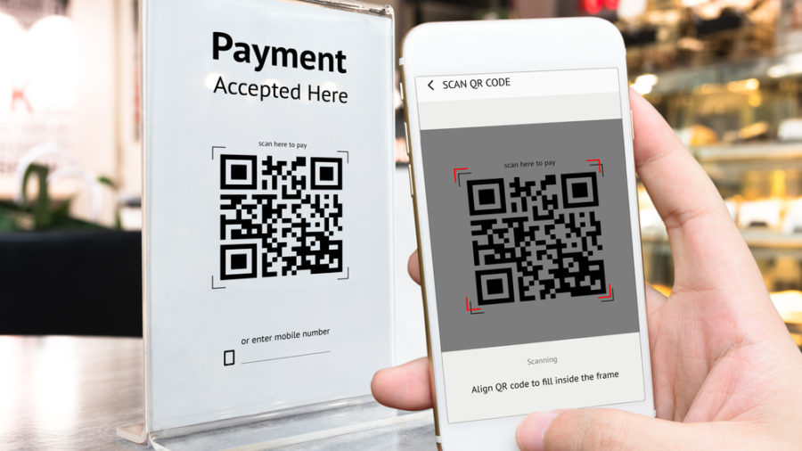 User QR codes for your business